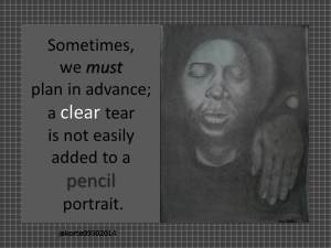 Sometimes we must plan in advance barry curry art oct 1 2014