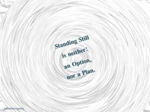 Standing Still 01 13 2015
