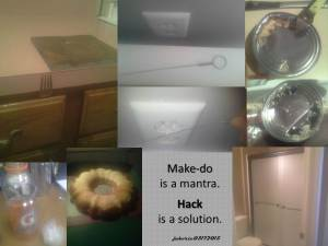 Make-do is a mantra March 17 2015