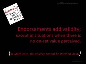 2015 06 09 Endorsements add validity jakorte