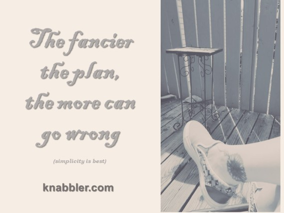 2017 08 22 The fancier the plan, the more can jakorte