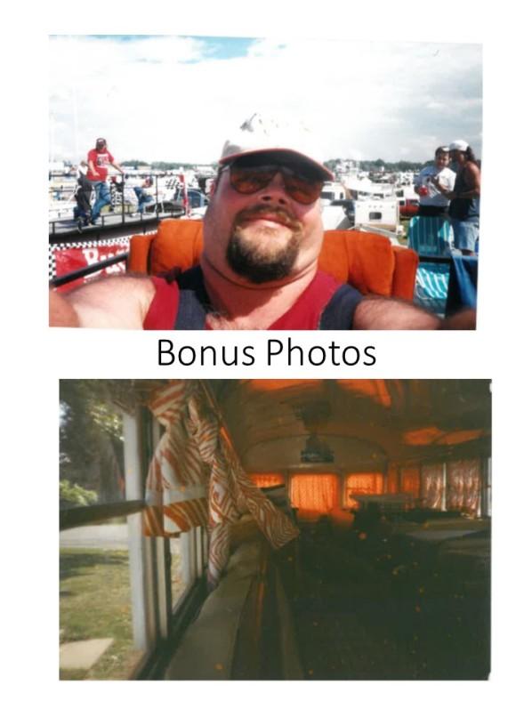 Bonus Bus Photos