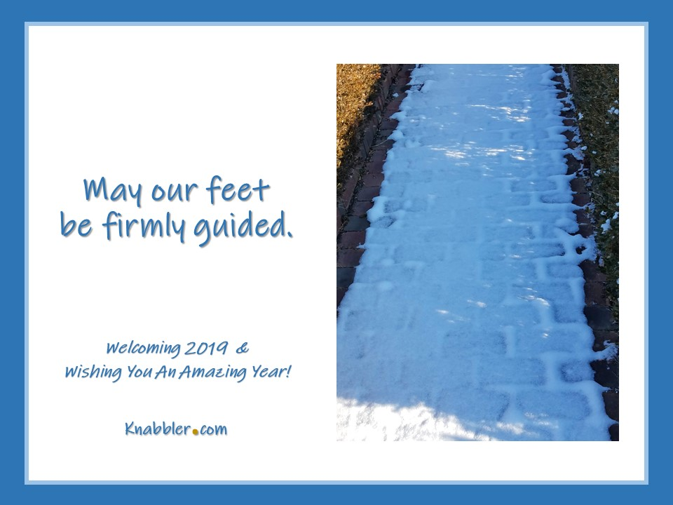 2019 01 01 may our feet be firmly guided jakorte